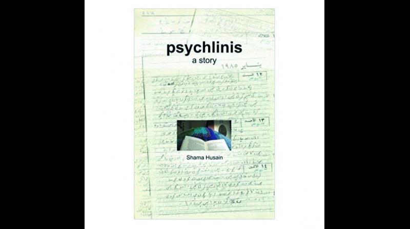 Psychlinis: A story By Shama Husain  Notion Press, pp. 232, Rs 300