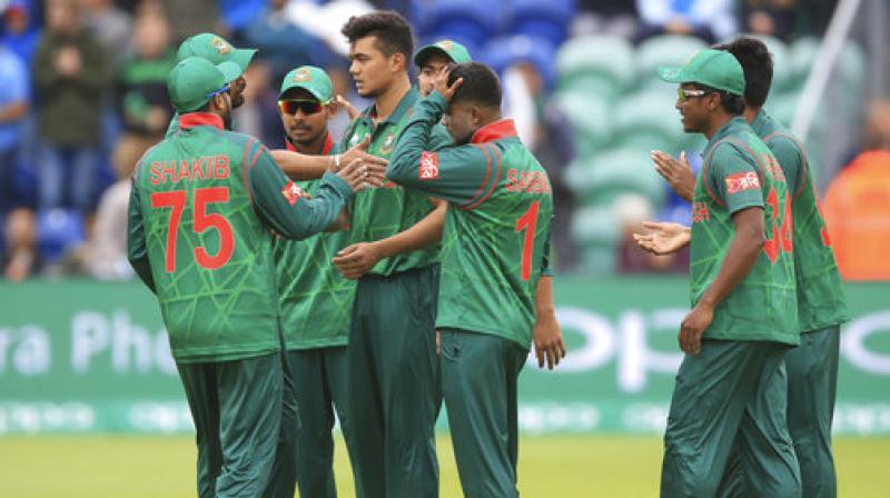 Team Bangladesh (Photo: AP)