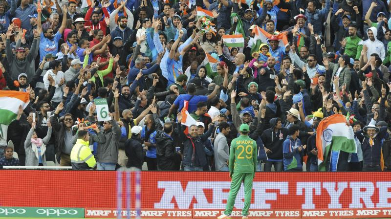 India earlier played Pakistan in the group stage, in which they won convincingly by 124 runs.(Photo: AP)