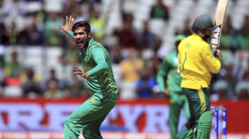 Mohammad Amir fit for World Cup debut', says Pakistan