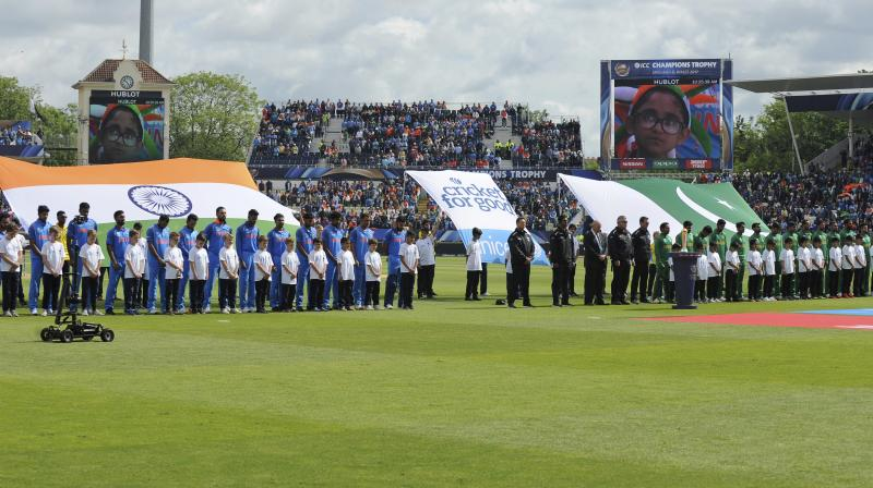 India and Pakistan had earlier met in goup stage match ,where India emerged victorius (Photo:AP)