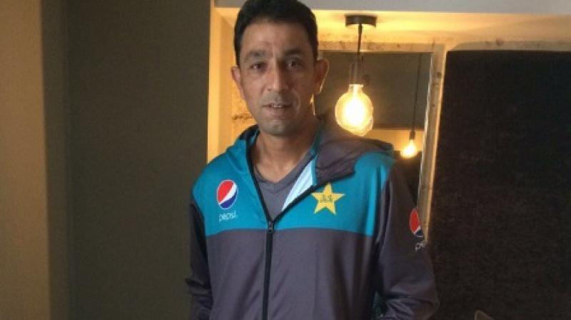 Pakistan bowling coach Azhar Mahmood  (Photo: Twitter)