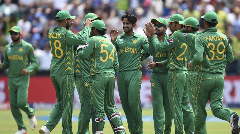 The victory also saw Pakistan leapfrog Sri Lanka and Bangladesh to surge into the sixth spot and move closer to direct qualification for the ICC Cricket World Cup 2019. (Photo: AP)