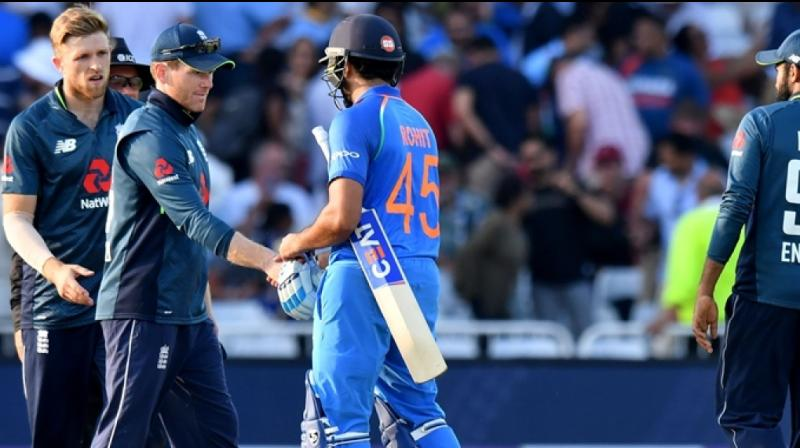 So far the Indian unit has had no big problems, their batting looks strong, with Rohit Sharma getting two hundreds (122 against South Africa and 140 against Pakistan), the top order looks all sorted. (Photo: AFP)