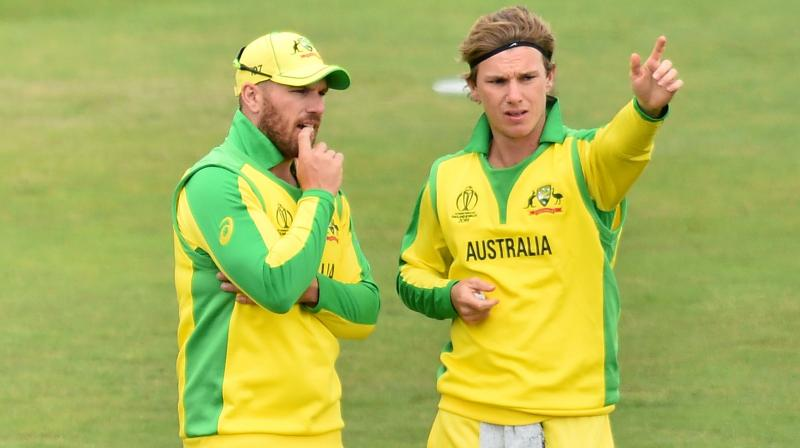 Australia will open its campaign against Afghanistan on June 1 at Bristol County Ground. (Photo: AFP)