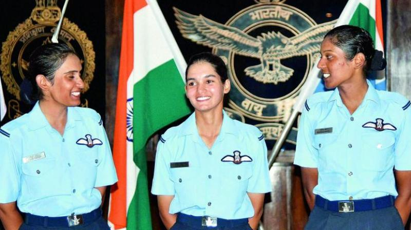 India has the highest proportion of female commercial pilots in the world at 12 per cent, despite the country's patriarchal society, which typically frowns on women in such jobs.