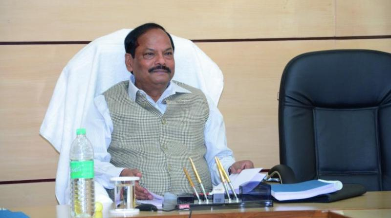 Jharkhand CM Raghubar Das (Photo: File)
