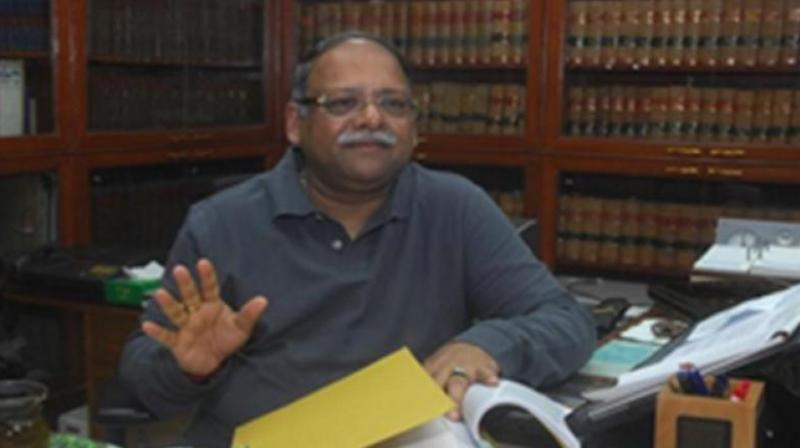 Ranjit Kumar has resigned as Solicitor General on Friday. Cites 'personal reason' for his decision. (Photo: PTI)