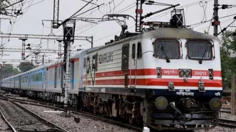 Railways' salary bill in 2017-2018 increased by around Rs 10,000 cr, while pension liability rose from Rs 10,795 cr. (Photo: PTI/Representational)