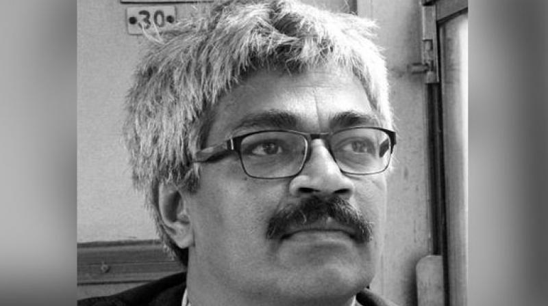 Vinod Verma, who is also a member of the Editors Guild of India, has worked as Digital Editor at Amar Ujala and was also associated with the BBC. (Photo: Twitter/@patrakarvinod)