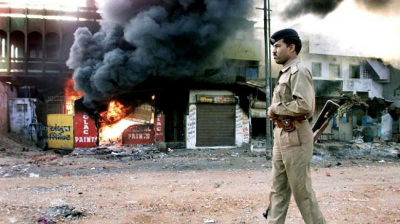 11 people belonging to the minority community were killed in Naroda Gam in 2002 riots during a bandh call made to protest the Godhra train burning incident of February 27, 2002. (Photo: AFP/File)