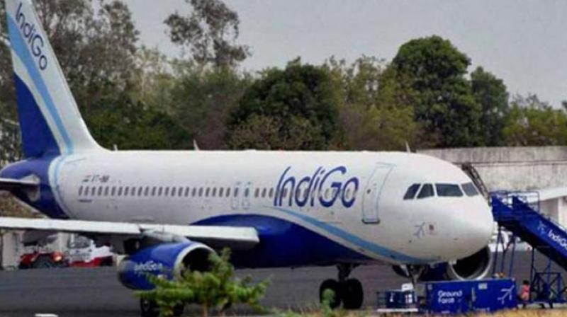 IndiGo said that their primary concern is the safety and security of the passengers and the colleagues. (Photo: File | Representational)