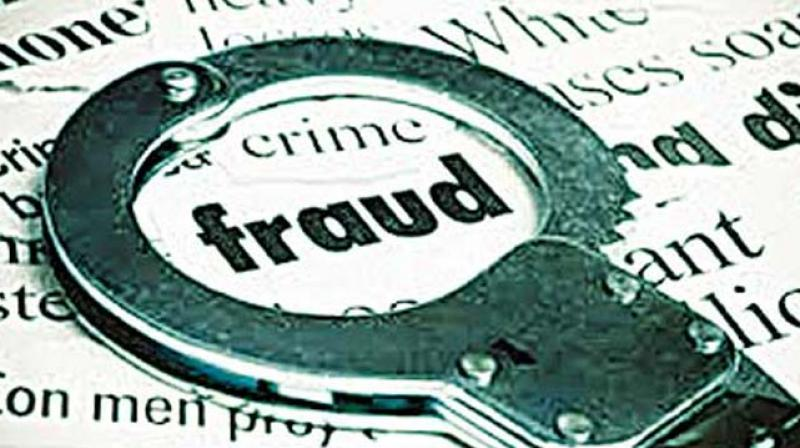 Bank of Baroda reported 2,160 fraud cases (involving Rs 12,962.96 crore), Punjab National Bank 2,047 frauds (Rs 28,700.74 crore) and Axis Bank had 1,944 fraud cases involving RS 5,301.69 crore public money.  (Representational Image)