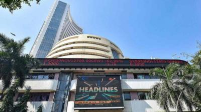 Sensex zooms over 350 pts to hit 60K for first time; Nifty crosses 17,900