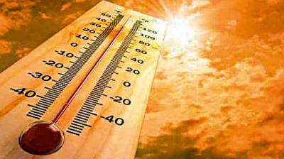 Image result for Temperature rising