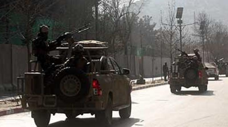 On January 20, Taliban fighters stormed Kabul's landmark Intercontinental hotel and killed at least 25 people, the majority foreigners, in an ordeal lasting more than 12 hours. (Photo: AP)