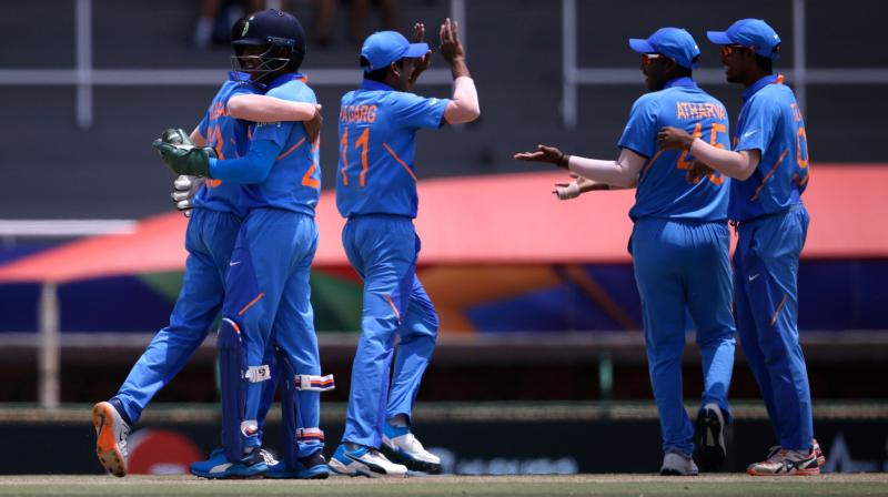 India's under-19 cricket team is proof of the deep pool of talent in the country. (AFP)