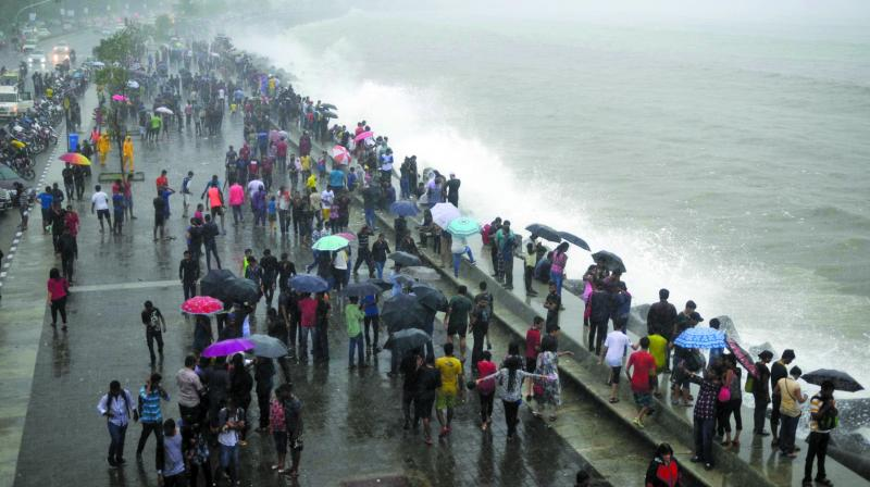 Rainfall in the range of 104 to 100 is 'above normal' and anything that surpasses it is considered as 'excess.' (Photo: Representational)