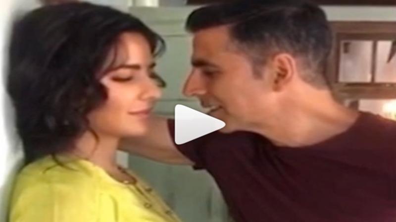 Akshay Kumar and Katrina Kaif. (Photo: Instagram)