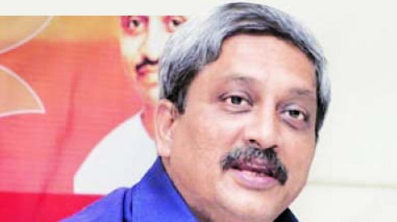 In a faux pas, the Goa government on Thursday released a media statement wishing people on the Teachers Day and mentioning the late Manohar Parrikar as the current chief minister. (Photo: File)