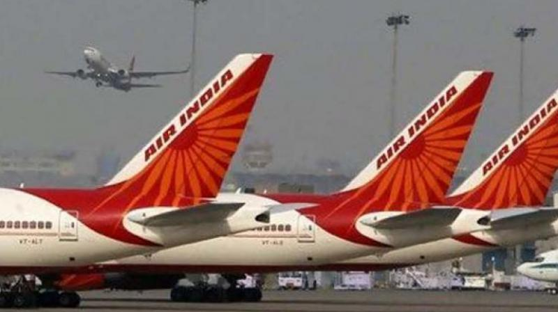 IOC and two other oil marketing companies, Bharat Petroleum Corp Ltd (BPCL) and Hindustan Petroleum Corp Ltd (HPCL), have served a notice on Air India that they will be forced to stop jet fuel (ATF) supplies if payments are not made, said IOC's Sandeep Kumar Gupta.