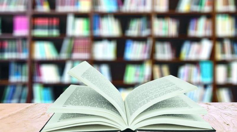 Most readers lose touch with reading once college and work take precedence. (Photo: Pixabay)