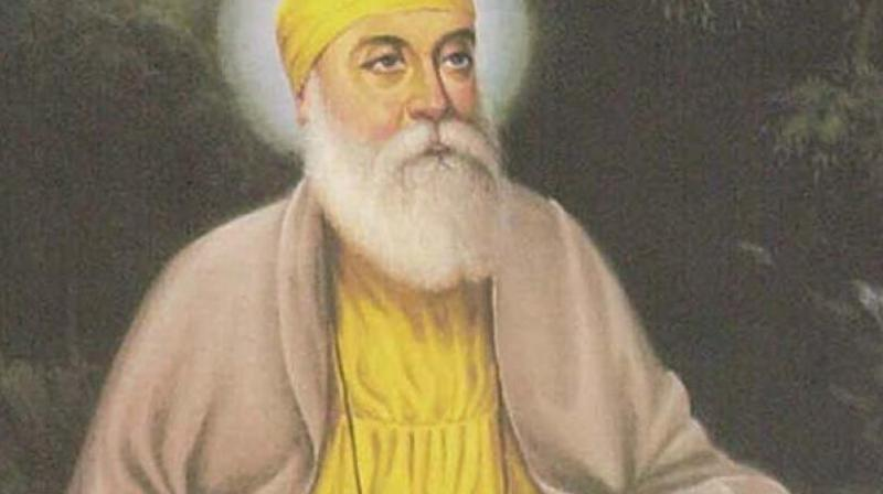 Guru Nanak's faith shuns any kind of ritual, especially idol-worship and useless rituals.