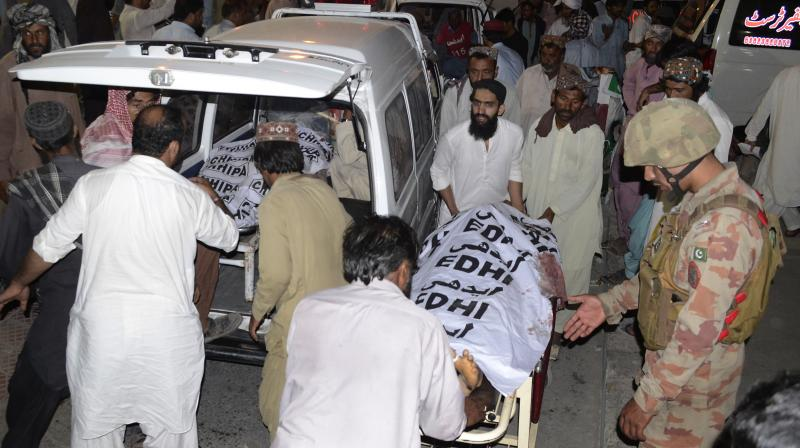On Friday, ISIS terror group targeted an election rally of Balochistan Awami Party leader Siraj Raisani in Balochistan's Mastung area, killing him and 148 others. (Photo: File/AFP)