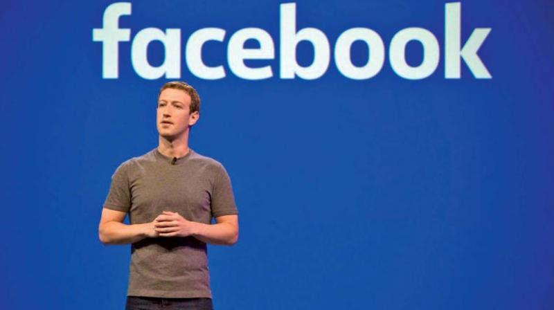 TMC MP writes to Mark Zuckerberg, raises issue of alleged bias of Facebook towards BJP. (AFP Photo)
