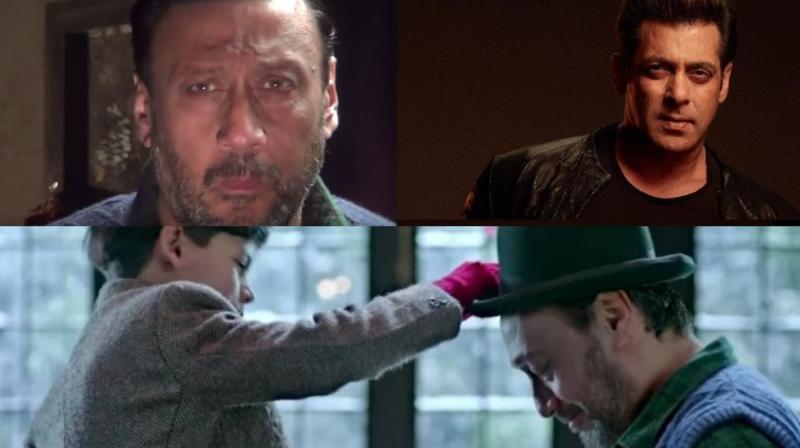 Jackie Shroff in 'Dhoom 3', Salman Khan's 'Bharat' look revealed.