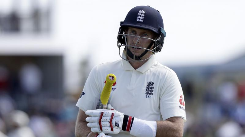 Joe Root says it would be easy to use the England captaincy as an excuse for his batting woes but the 28-year-old is confident he can get things back on track by continuing to work hard. (Photo:AP)