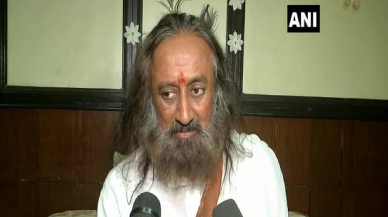 Spiritual leader Sri Sri Ravi Shankar said that those planning to file a review petition against the Supreme Court's Ayodhya verdict should think over it as both parties have accepted the judgment. (Photo: File)