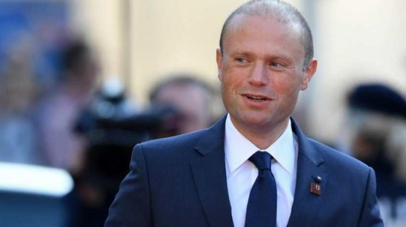 Muscat declined to make a link with Caruana Galizia's 2017 murder, saying in a televised address that he was resigning