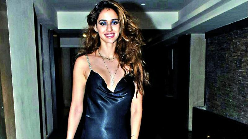 Actress Disha Patani