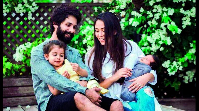 While Shahid has been wowing his wife with exceptional culinary skills, Mira recently took to Instagram to share a heartfelt note for all the kids out there, urging parents to take care of their children