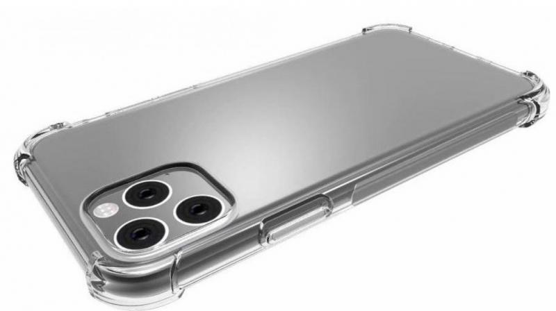 Apple's 2019 iPhone 11 to come with a squre camera bump. (Photo: SlashLeaks)