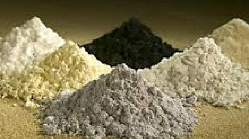 Rare earth is not only an important strategic resource, but also a non-renewable resource.