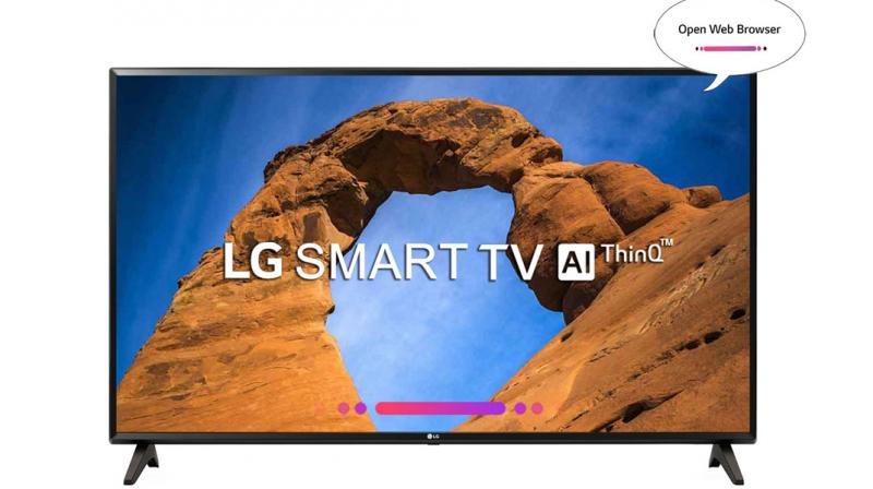 LG brings Alexa to its 2019 ThinQ TVs