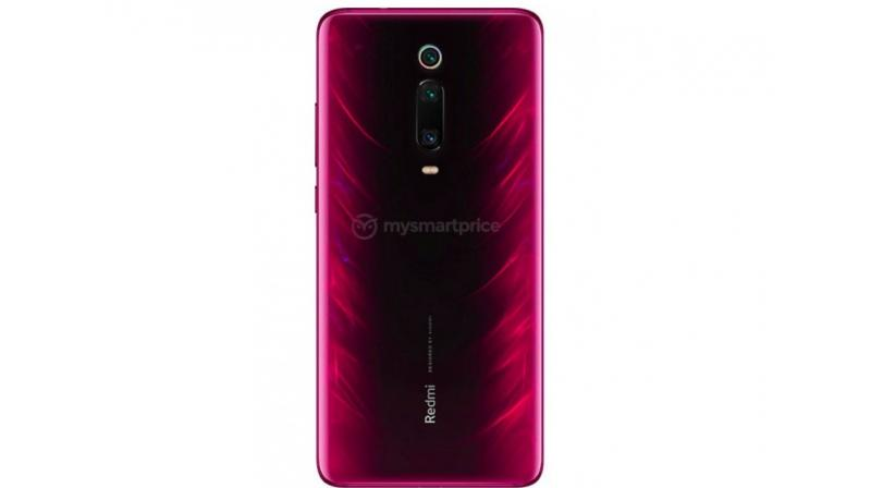 The Redmi K20 Pro (pictured) has become the number one smartphone above USD 300 in Q3 2019
