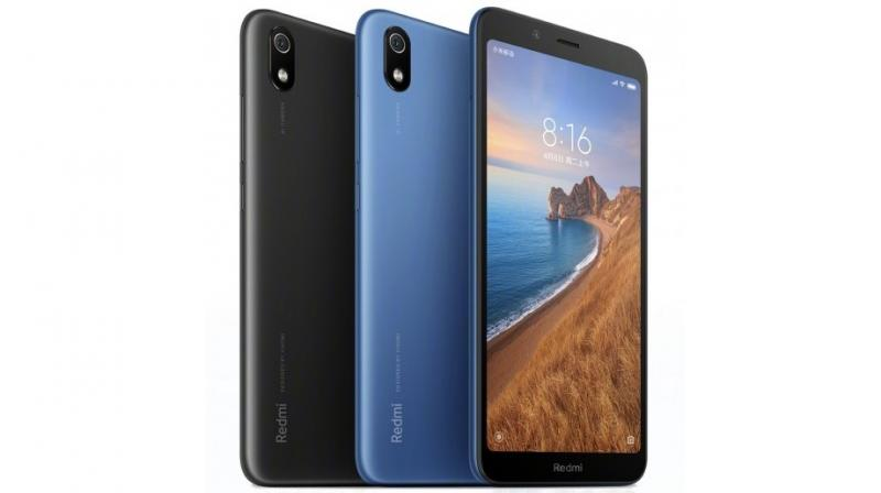 The Redmi 7A is powered by a Qualcomm Snapdragon 439 SoC and features a 5.45-inch display.