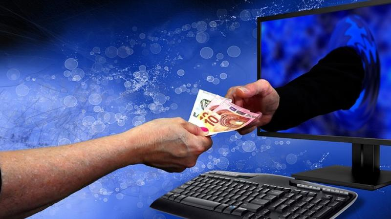 As India is undergoing a digital revolution, cash transactions are steadily declining and digital modes of payments are gaining momentum. (Photo: Pixabay)