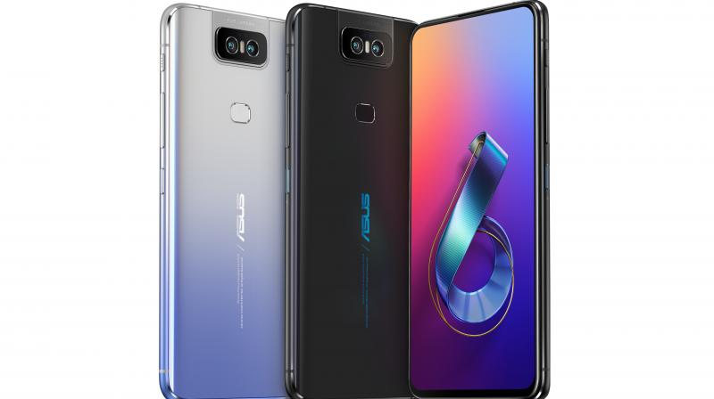 The ASUS 6Z is not your conventional flagship and the design is far from boring. The brand has one intention and one intention only — to wow the consumer.