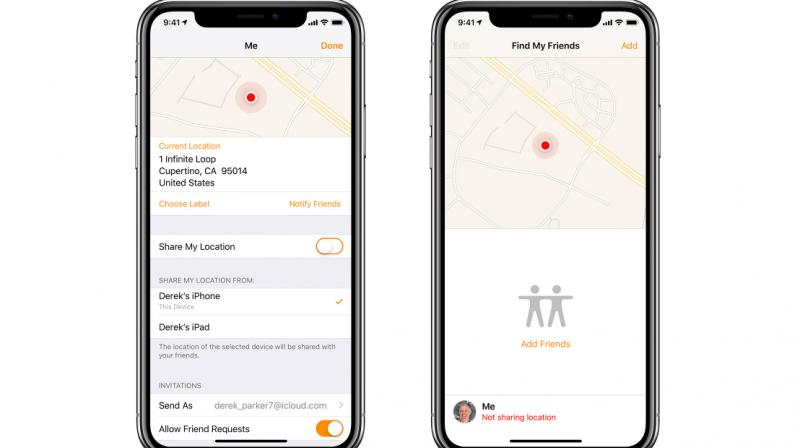 Mother saves daughter's life with Find My Friends app