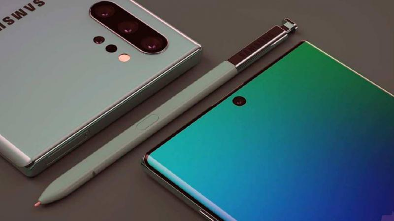 The rear is where the magic will happen and these are the reasons for the drastic increase in price of the Galaxy Note 10 Pro.