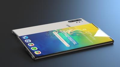 Samsung Galaxy Note 10 5G looks absolutely stunning