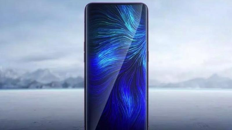OPPO will showcase a handset with an under-display camera.