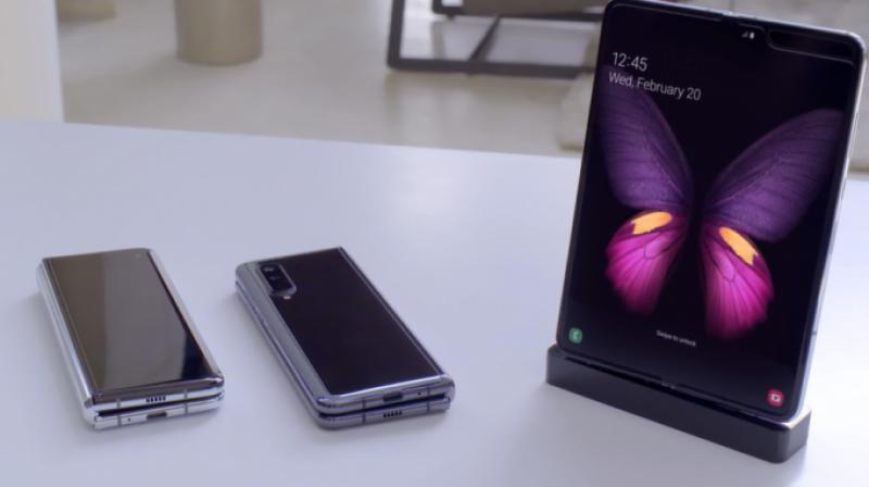 Last week, 1,600 Galaxy Fold smartphones were sold within 30 minutes in the inaugural pre-booking sale on Samsung's official online store.