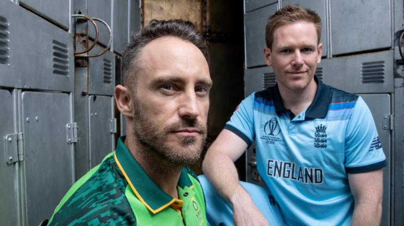 Many cricket experts and legends have termed England as 'favourites' to win the ICC Cricket World Cup 2019. (Photo: Cricket World Cup/Twitter)