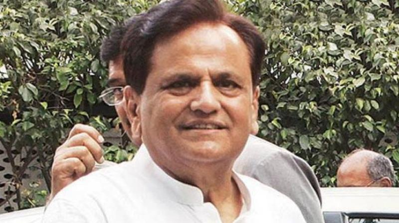 Patel's plea to dismiss the petition filed by BJP nominee Balwantsinh Rajput questioning his election in the high court. (Photo: PTI | File)