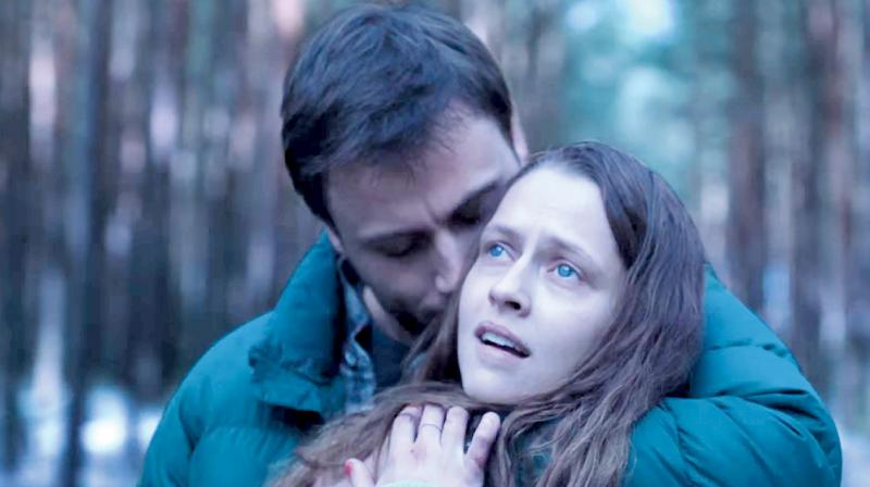 Still from the movie Berlin Syndrome